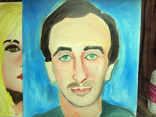 Portrait Of Eric Zemmour By Ferrokaro On Stars Portraits